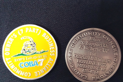 Coba Challenge Coin