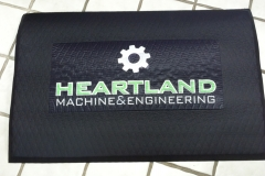 Heartland Machine anit stress mats