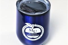 Blue Wine Tumbler