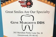 Margiotti DDS sign