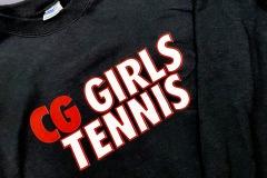 Girls-Tennis