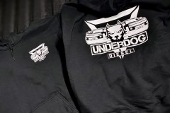 Screenprint Hoodie Sweatshirt