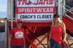 Coaches closet