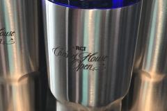 Tumbler with Logo