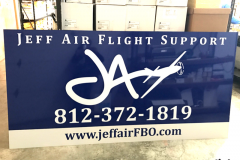 Jeff Air Sign