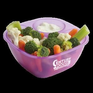 DIP-IT TM Snack Bowl