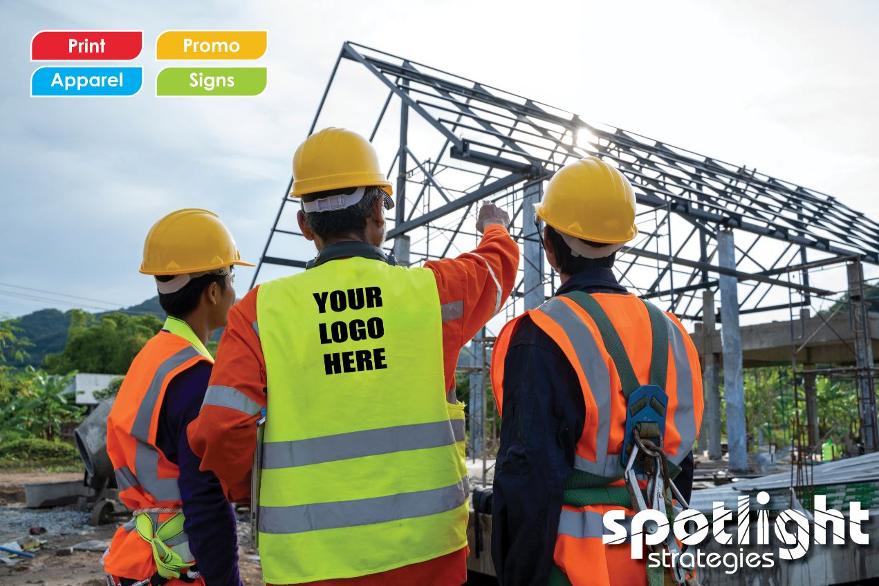 Top 5 Hi-Vis Apparel Items for Construction Industry