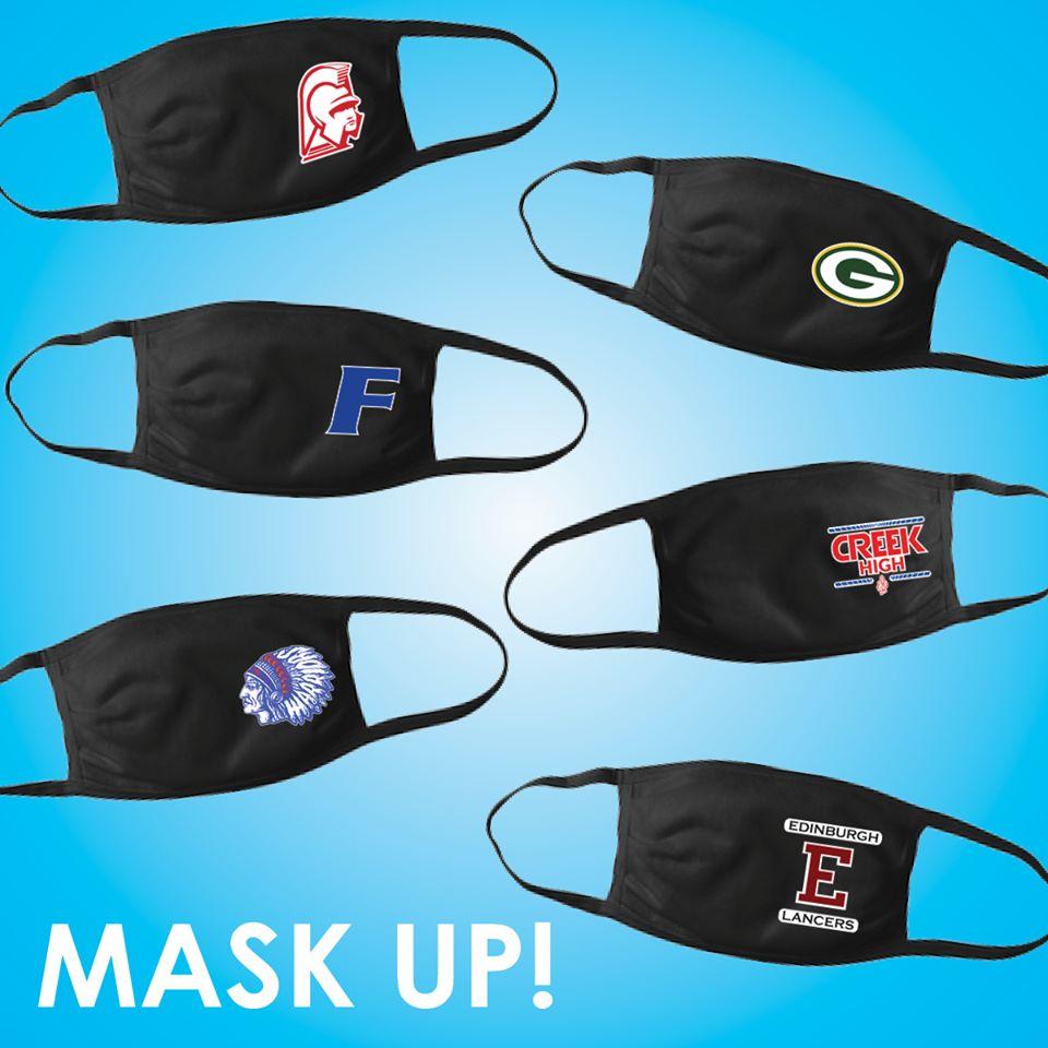 Mask-up Webstore