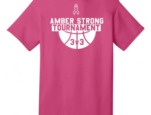 Amber Strong 3×3 Basketball Fundraiser Webstore